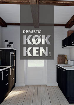 domestic køkken